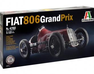 Сборная модель Спортивный автомобиль FIAT 806 GRAND PRIX