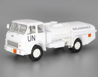 МАЗ-5334 ТЗА-7,5 ООН, белый