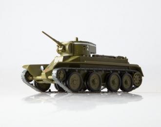 БТ-5, Наши танки 35