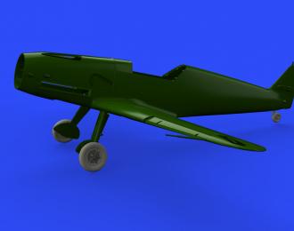 Дополнение для Bf 109G-2 колёса