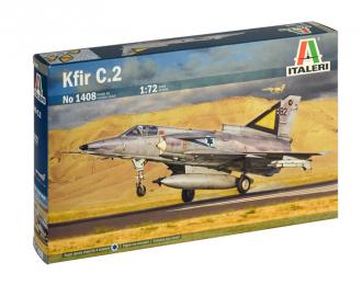 Сборная модель IAI Kfir C.2