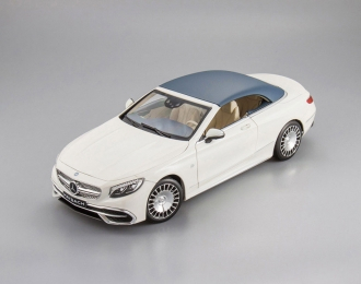 MERCEDES-BENZ Maybach S650 Cabriolet, white