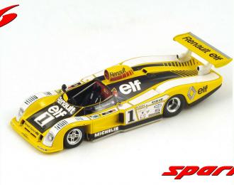 RENAULT Alpine A 443 1 LM 1978 P. Depailler - J.P Jabouille, yellow