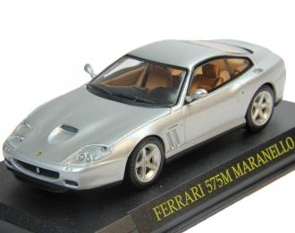 FERRARI 575M Maranello, Ferrari Collection 14E, silver