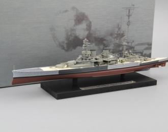 """Корабль HMS Repulse, серия """"Корабли мира"""""""