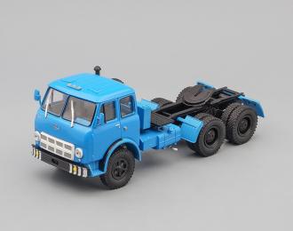 МАЗ 515А седельный тягач (1974), синий