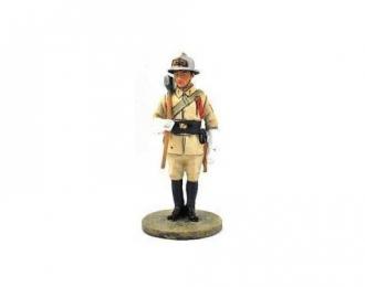 Пожарный офицер Индокитай 1943