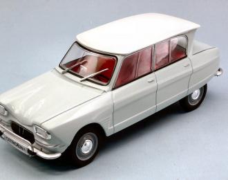 CITROEN Ami 6 (1961), light green / white