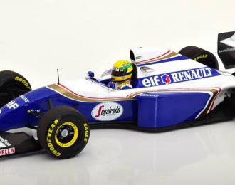 WILLIAMS RENAULT FW16  SENNA  SAN MARINO GP 1994