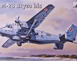 Сборная модель Польский противолодочный самолет Pzl M-28 Bryza bis