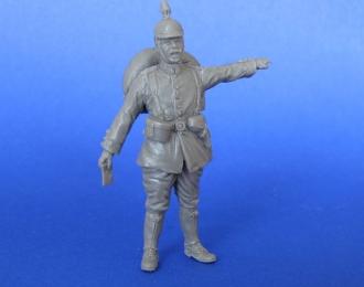 Немецкий офицер. Первая Мировая Война