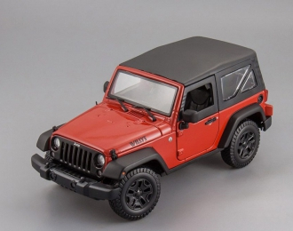 JEEP Wrangler 2014 (red)