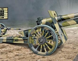 Сборная модель Американская 155 мм гаубица (французский заказ) м.1918