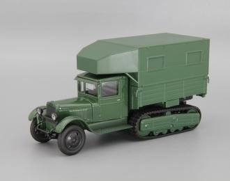 ПАРМ (ЗИС-22), темно-зеленый