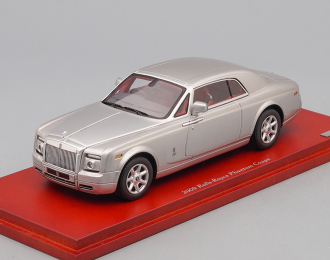 ROLLS-ROYCE Phantom Coupe 2009, silver