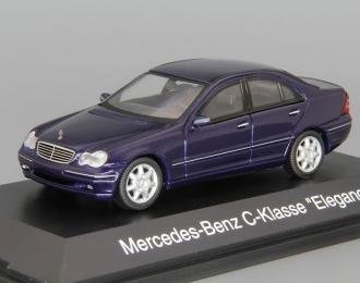 (Уценка!) MERCEDES-BENZ C-Klasse W203 Elegance, purple