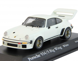 Porsche 934/5 Big wing, white