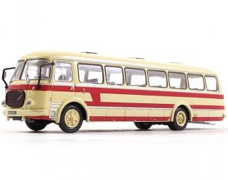 Skoda 706 RTO (1963), красный / бежевый