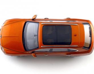 Bentley Bentayga (orange met.)
