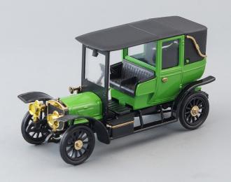 Руссо-балт Ландоле С24/30 (1910), зеленый