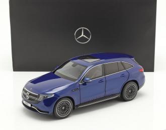 Mercedes-Benz EQC 400 4MATIC (N293) синий металлик