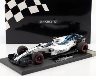 Williams Martini Racing Mercedes FW40 L.Stroll Abu Dabi  2017