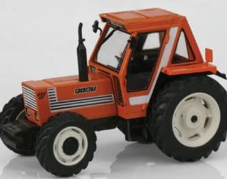 FIAT 880 DT (1975), orange