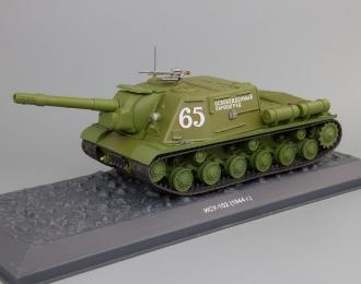 ИСУ-152, ТАНКИ Легенды Мировой бронетехники 12