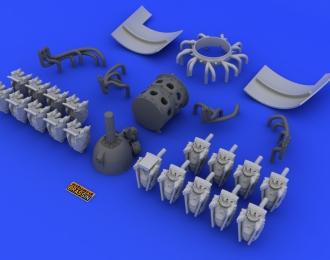 Набор для доработки Авиационный двигатель R-2800-10