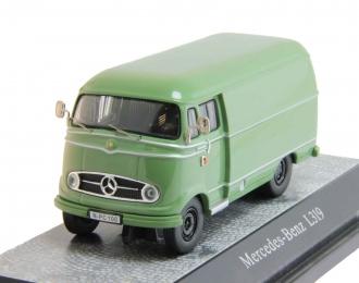 MERCEDES-BENZ L319 Kasten, green