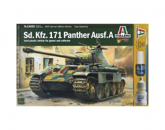 Сборная модель Танк Sd. Kfz. 171 PANTHER Ausf.A