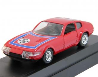 FERRARI 365 GTB4 #56 24h Le Mans (1973), red