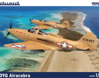 Сборная модель Самолет P-39Q Airacobra