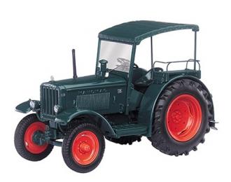 Hanomag R 40 Traktor (green)