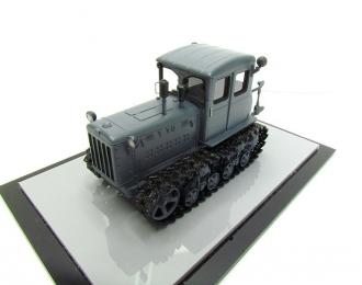 Т-75 трактор (серый, чистый)