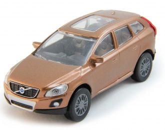VOLVO XC 60, brown