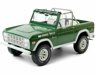 "FORD Bronco ""Buster"" 4x4 1970 Green"