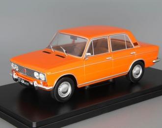 """ВАЗ 2103 """"Жигули"""", Легендарные Советские Автомобили 13, оранжевый"""