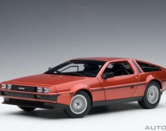 DeLorean DMC-12 1981 (red)