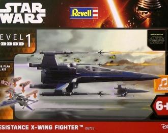 Сборная модель Звездные войны - X-wing Fighter