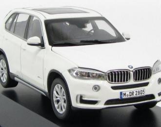 BMW X5 F15 (2014), alpine white