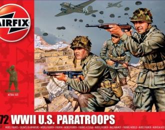 Сборная модель Американские парашютисты (Вторая мировая война)