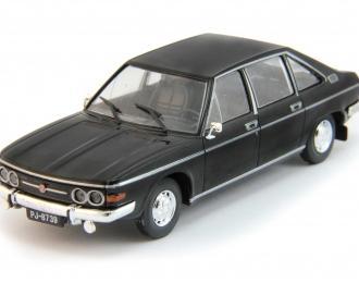 TATRA 613, Автолегенды СССР 160, черный