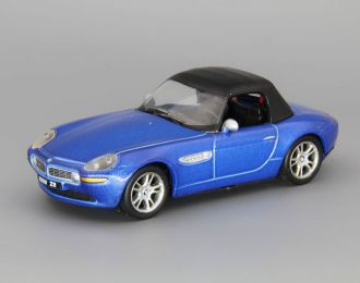 BMW Z8 Roadster, blue