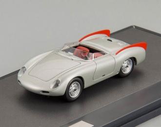 PORSCHE 356 Zagato Spyder (1958), silver