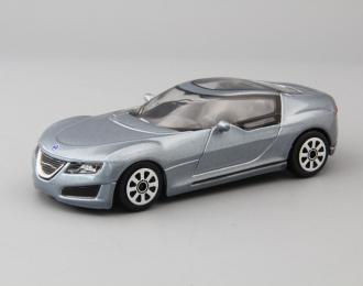 SAAB Aero X Concept, grey metal