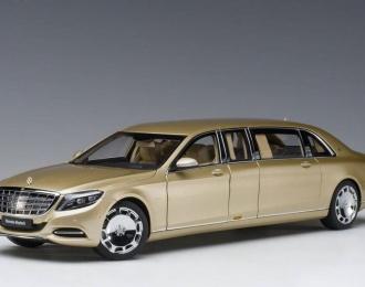 Mercedes-Maybach S 600 Pullman (gold met)