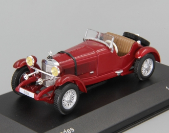 (Уценка!) MERCEDES-BENZ SSK (1928), dark red