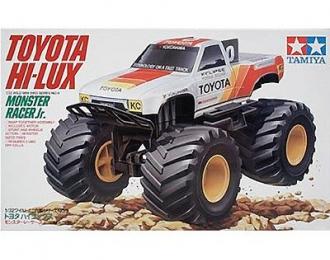 Сборная модель Toyota Monster Racer Jr. с электромоторчиком