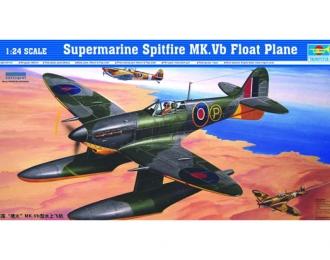 Сборная модель Британский истребитель Supermarine Spitfire MK.Vb (поплавковая версия)